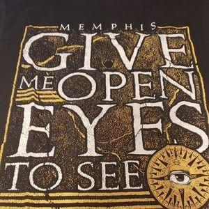 Memphis May Fire Band T shirt